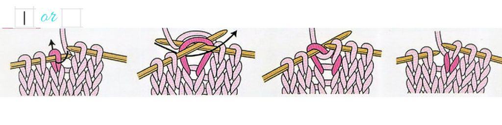 How To Read A Knit Chart Pattern Symbols And Explanations Part 1